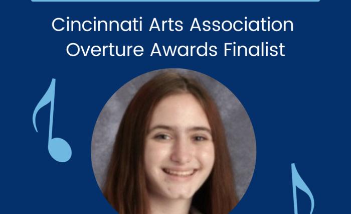 Overture awards Finalist