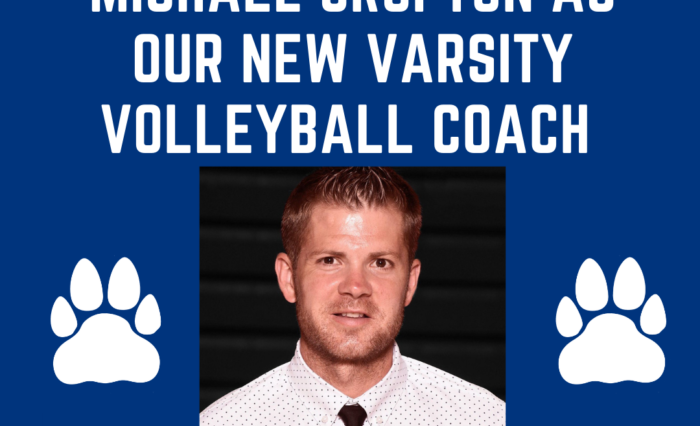 New Volleyball coach